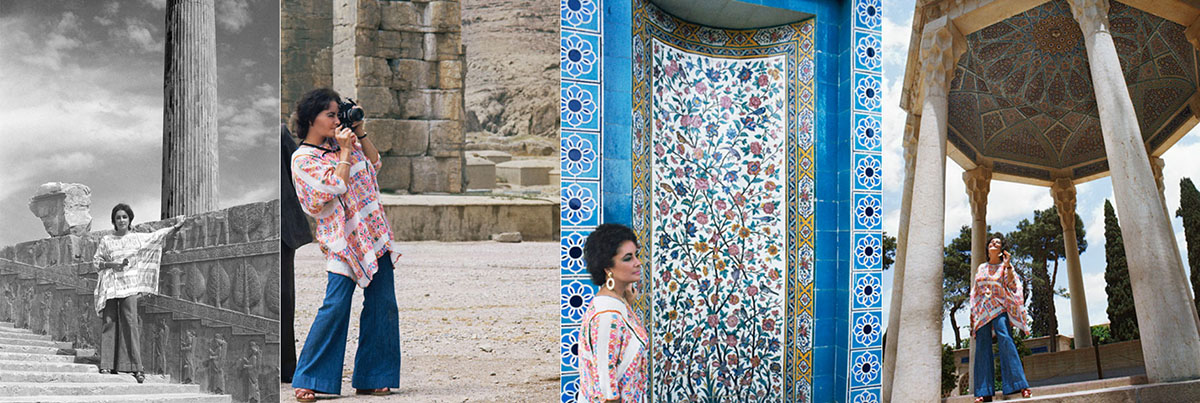 PERSIAN SECRETS, Firooz Zahedi, Elizabeth Taylor