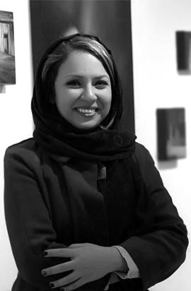 PERSIAN SECRETS, Leila Refahi