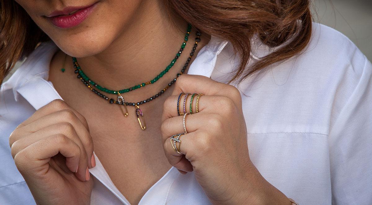 PERSIAN SECRETS, Arezoo Shayanfar, Arsha Jewellery