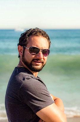 PERSIAN SECRETS, Pedram Karam Beigi