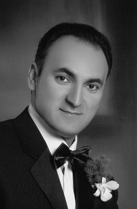 PERSIAN SECRETS, Nader Nabavinejad
