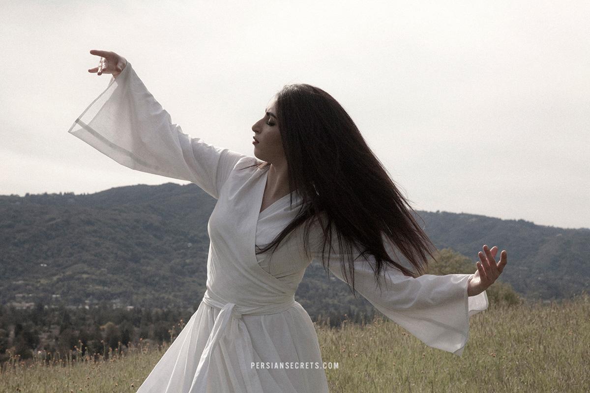 PERSIAN SECRETS, Melieka Fathi