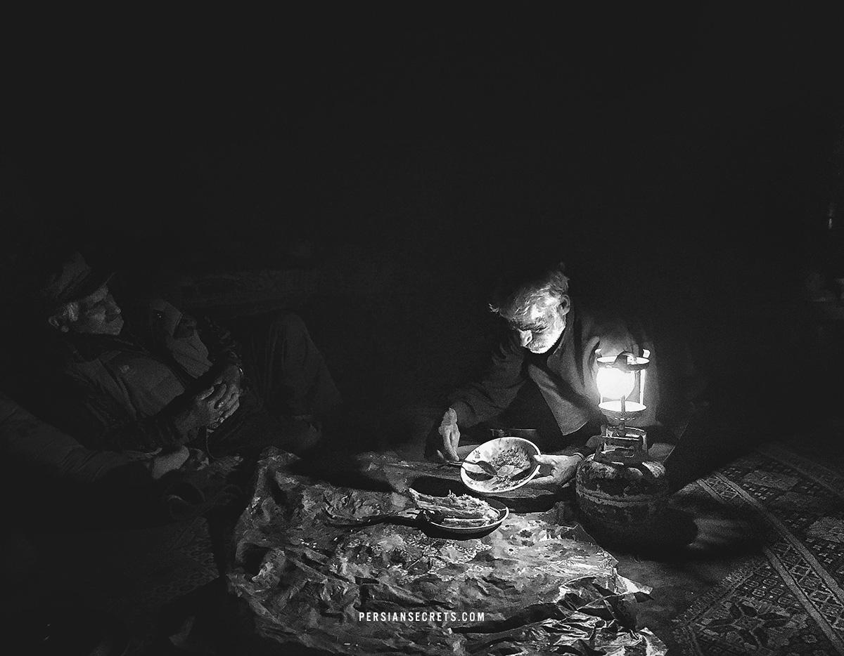 PERSIAN SECRETS, Hojjat Hamidi